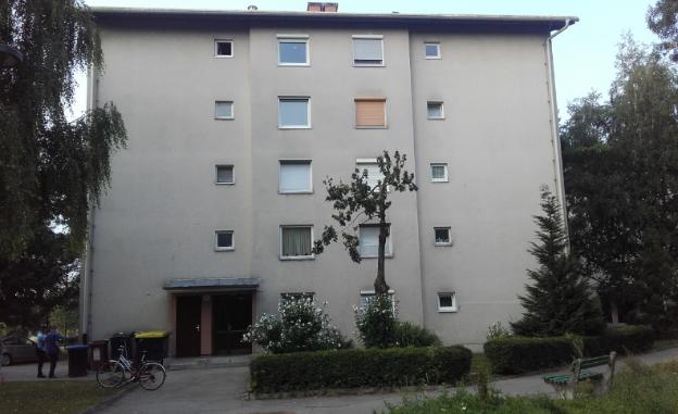 Večstanovanjski objekt Ljubljana – Gruden